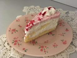 gluténmentes málnás túró torta