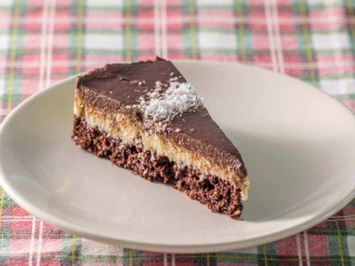paleo bounty kókuszos torta