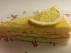 paleo citromos szelet