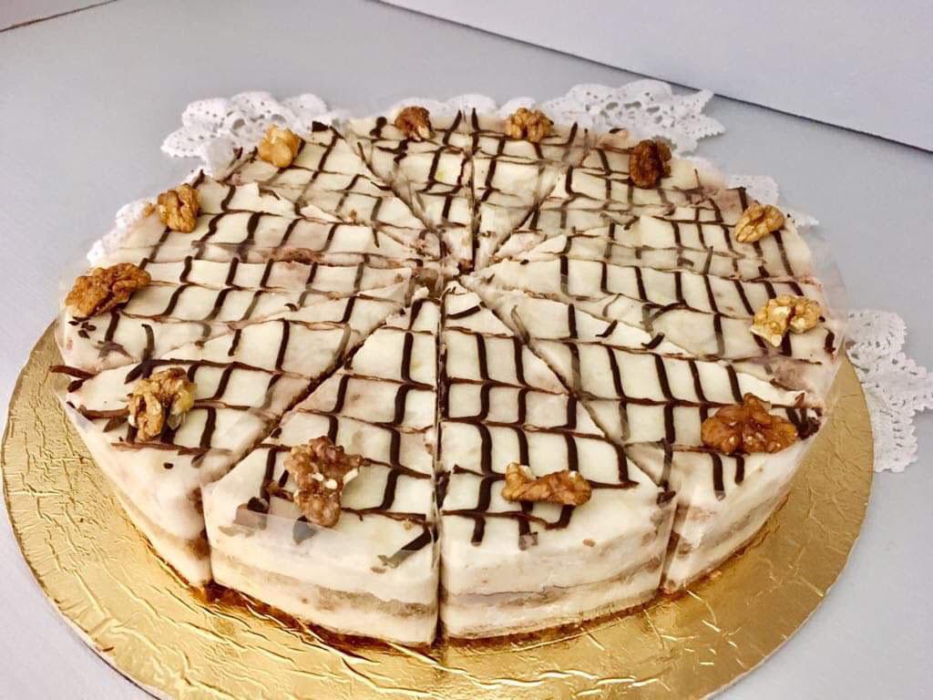 paleo eszterházi torta