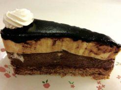 gluténmentes somlói revolúció torta