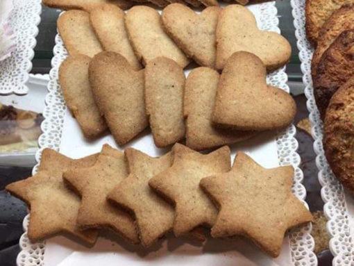 vegán karácsonyi keksz